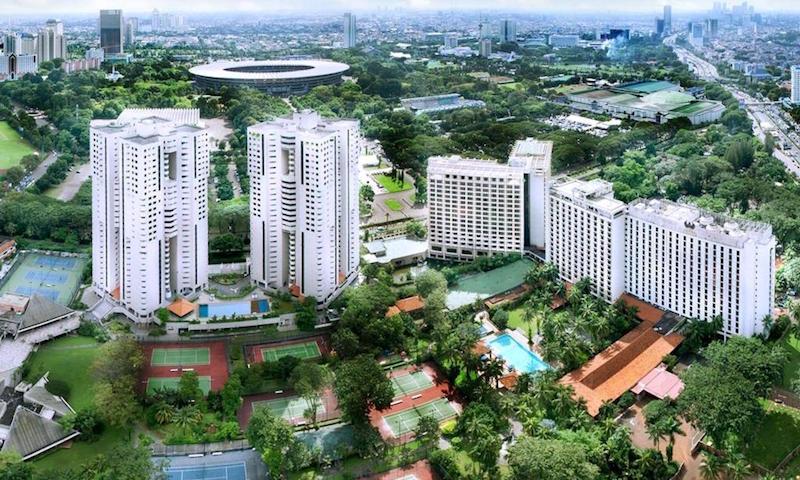 Hotel Di Jakarta Selatan Bintang 5